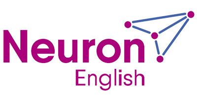 Neuron English logo