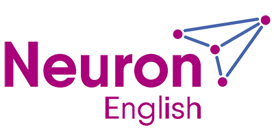 Neuron English logo